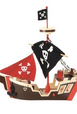Djeco Djeco Arty Toys Pirate Ship