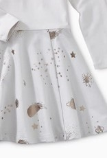 Tea Collection Tea Starry Skies Skirted Dress