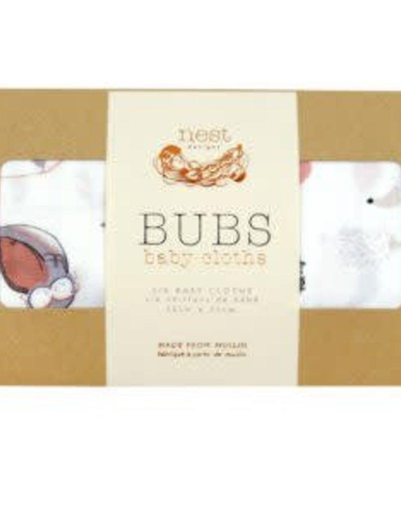 Nest Designs Nest Bubs Baby Cloths