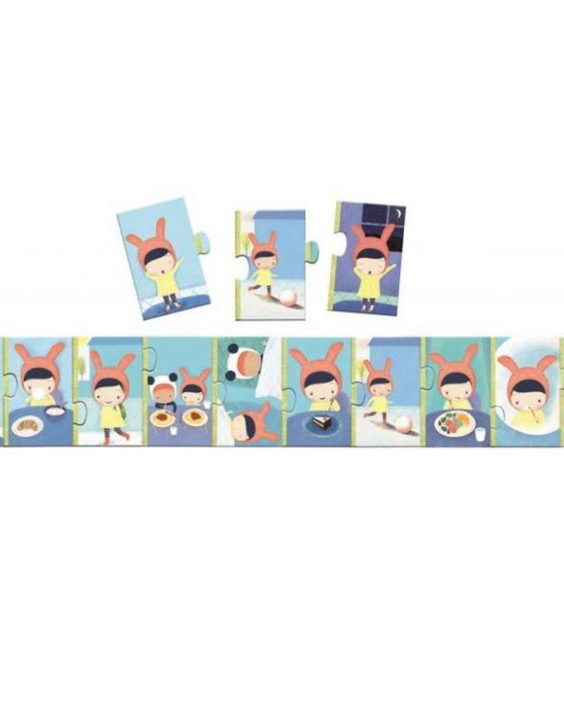 Djeco Djeco Puzzle 10pce