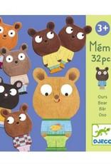 Djeco Djeco Memory Bear