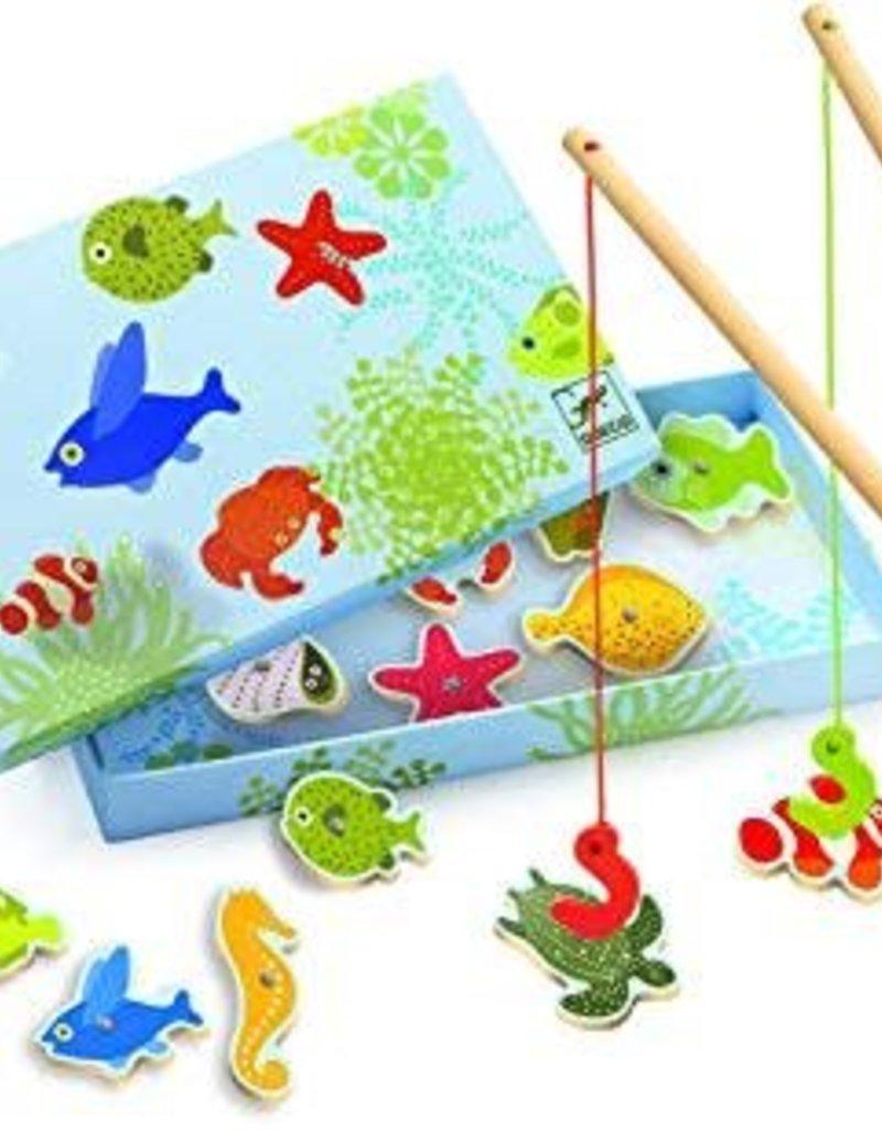 Djeco Djeco Magnetic's Fishing