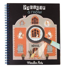 Moulin Roty Moulin Roty Magic Magnifying Glass Book