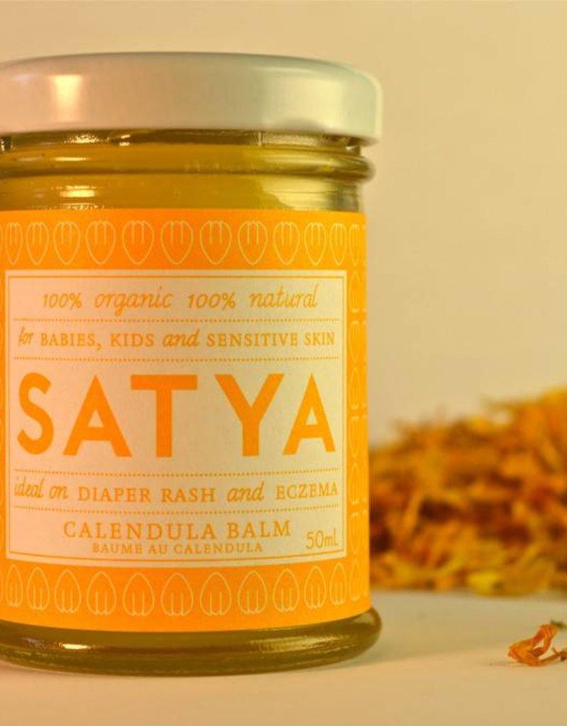 Satya Organic Calendula Skin Balm 50ml