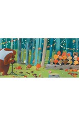 Djeco Djeco Puzzle Forest Friends 100pce 5+