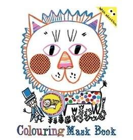 Draw Me A Lion Draw Me a Lion Mask Colouring Book