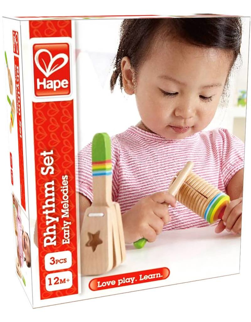 Hape Hape Rhythm Set