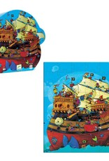 Djeco Djeco Sillhouette Puzzle