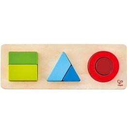 Hape Hape Geometry Puzzle