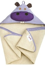 3 Sprouts 3 Sprouts Hooded Towel