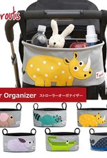 3 Sprouts 3 Sprouts Stroller Organizer