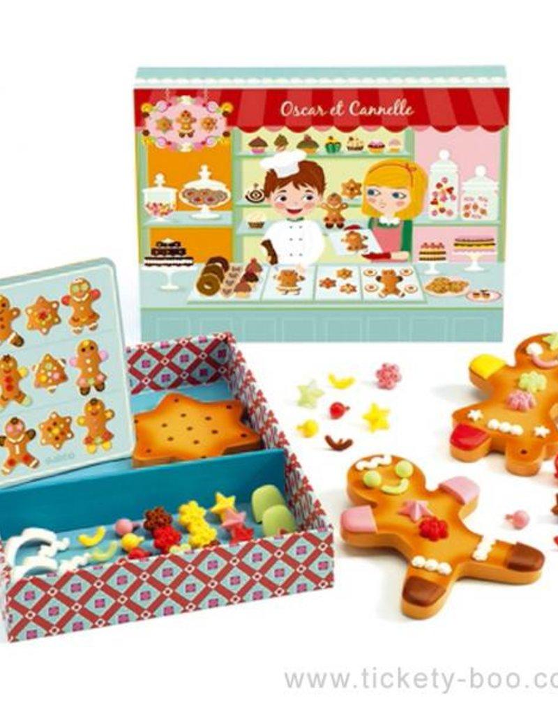 Djeco Djeco Oscar & Cannelle Cookies