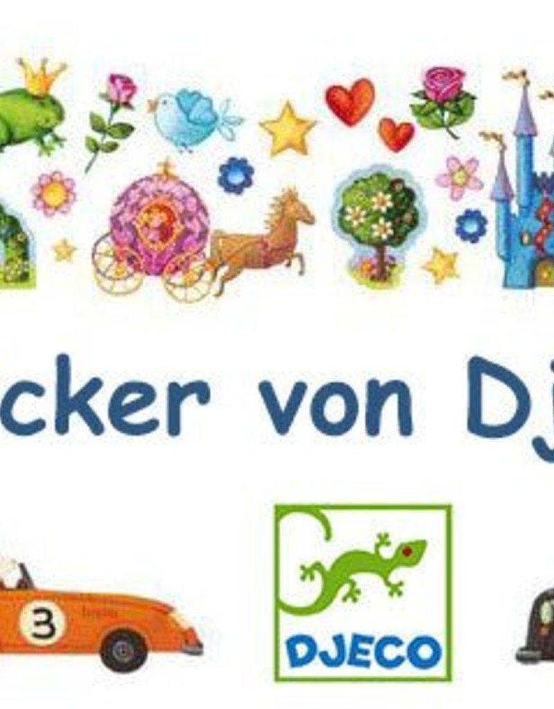 Djeco Djeco Stickers :