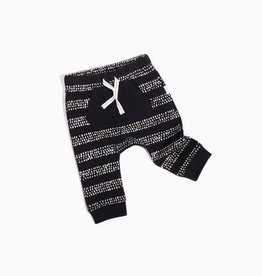 Miles Baby Miles Baby Homegrown Black Jogger - Baby