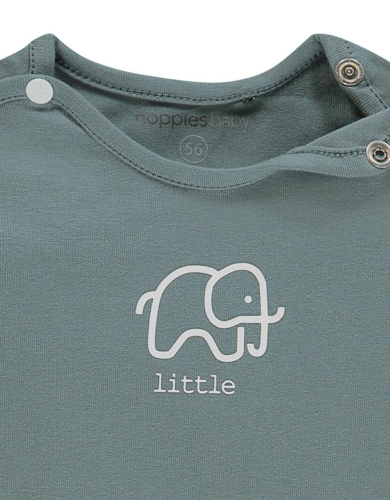 Noppies Noppies Tee Amanda Elephant