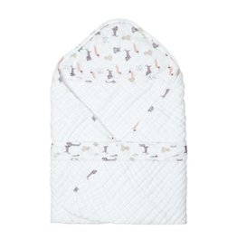Nest Designs Nest 9-Layer Hooded Towel Wrap