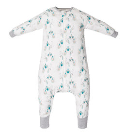 Nest Designs Nest Designs Bamboo Long Sleeve Sleep Suit 0.6 TOG