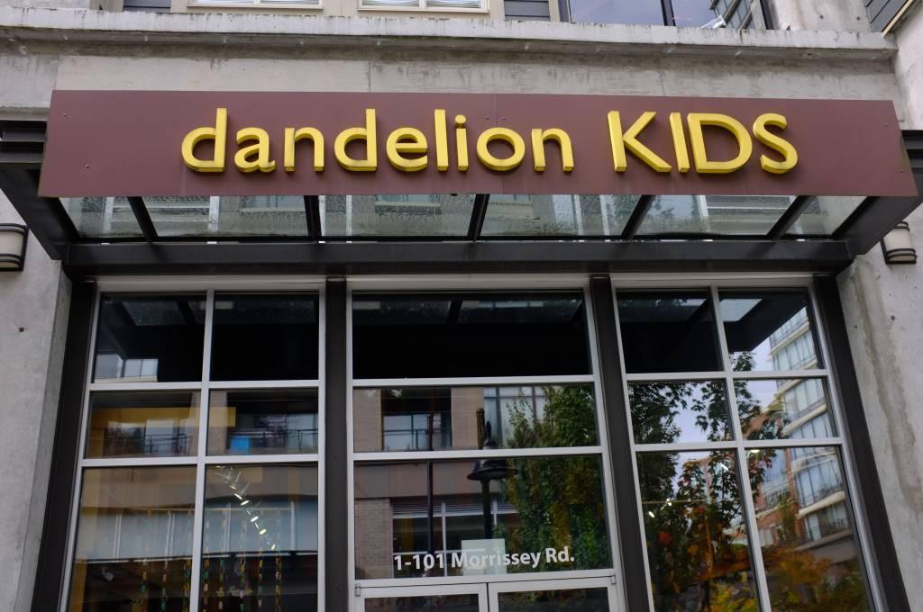 Who's Behind Dandelion Kids (Feb 2017)