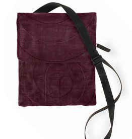 Helping Hand Partners Hip Bag Bordeaux