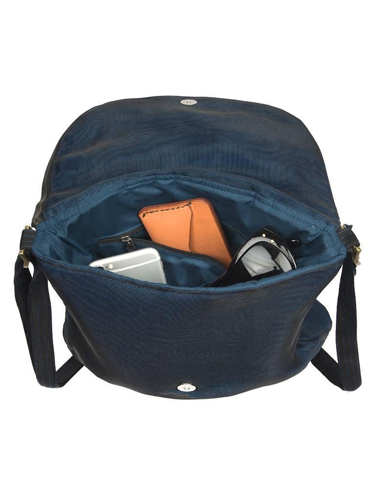 HHPLIFT Courier Bag Bordeaux