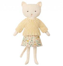 Maileg Chatons Kitten Off White