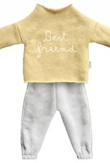 Maileg Best Friends Jogging Suit Yellow