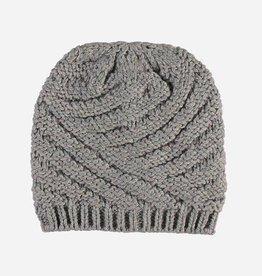 Fraas Ski Chalet Hat Grey