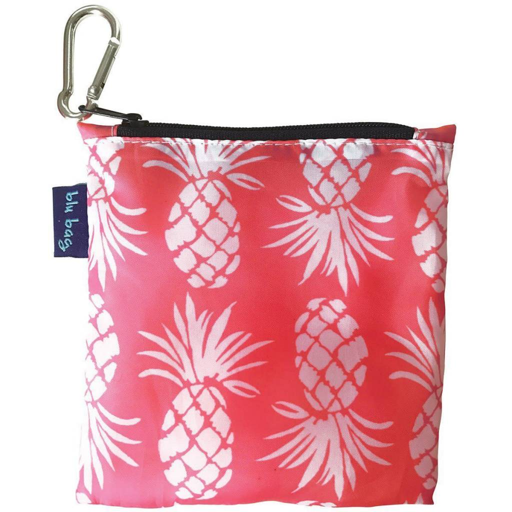 Rockflowerpaper Blu Bag Pineapple Pink
