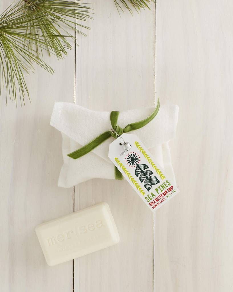 Mer Sea Sea Pines 5oz Bar Soap