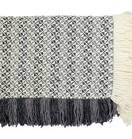 Bedford Cottage Middlebury Throw Platinum