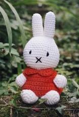 Stitch & Story Miffy Amigurumi Crochet White