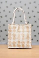 Rockflowerpaper Itsy Bitsy Bag Pineapple Gold