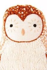 Kiriki Press DIY Embroidered Doll Kit Barn Owl