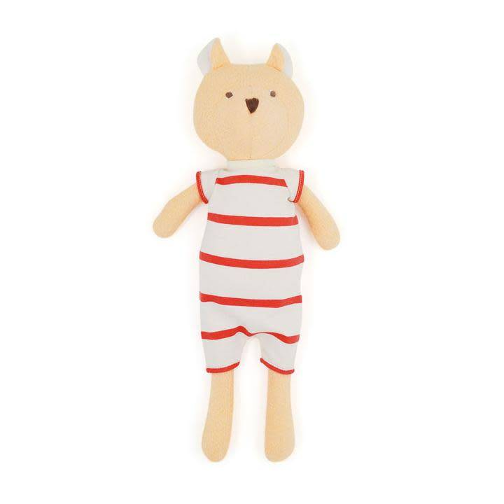Hazel Village Nicholas Bear and Cozy Lodge Romper