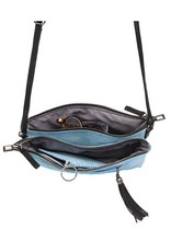 Helping Hand Partners Nearby Shoulder Bag Light Blue