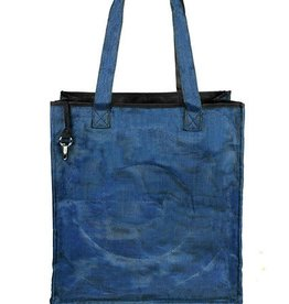 Helping Hand Partners Shopper Tote Navy