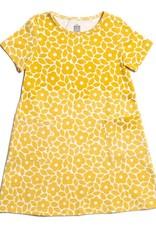 Winter Water Factory Helsinki Dress Marrakesh Floral Yellow