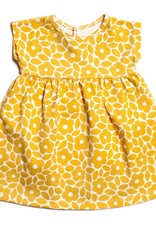 Winter Water Factory Merano Baby Dress Marrakesh Floral Yellow