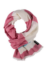 Fraas Sail Stripes Scarf Red