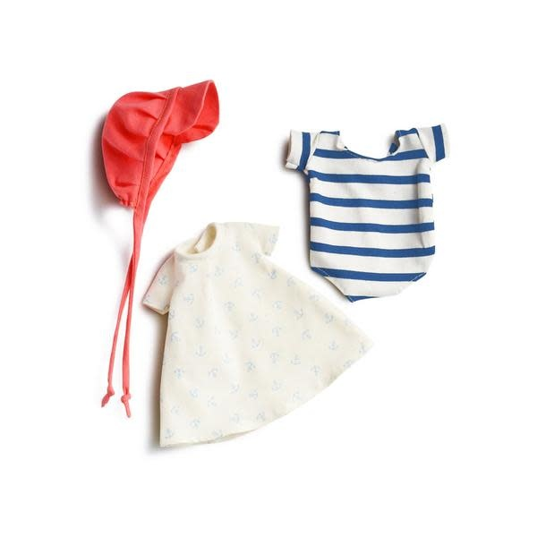 Hazel Village Beach Outfit