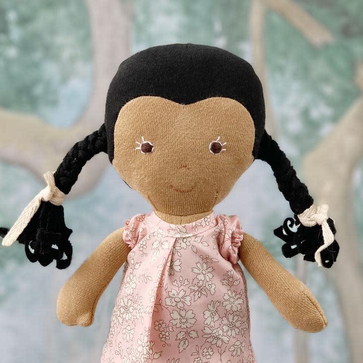 Hazel Village Doll Celia in Tea Party Dress