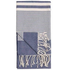 Pokoloko Turkish Harem Towel Denim