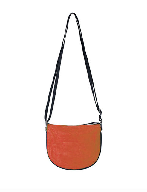 Helping Hand Partners Marlee Crossbody Bag Persimmon