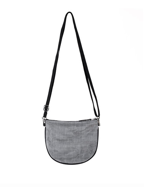 Helping Hand Partners Marlee Crossbody Bag Gray