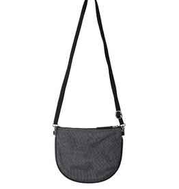 Helping Hand Partners Marlee Crossbody Bag Charcoal