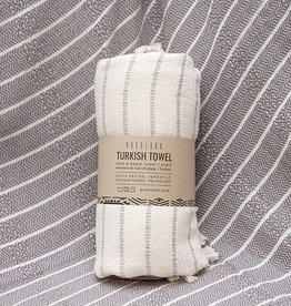 Pokoloko Bamboo Striped Towel Mist