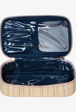 Stephanie Johnson Brush Case Jakarta Gold