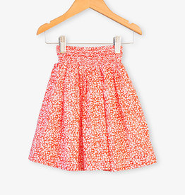 Beetworld Coral Skirt in Orange Crush