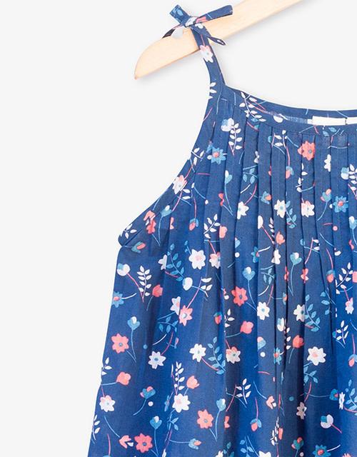 Beetworld Calla Dress in Wildflower Print