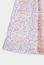 Beetworld Coral Skirt in Liberty Print